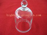 Прочного прозрачного кварцевого стекла колпаке
