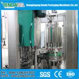 Cadena de producción de vino de la poder de aluminio/máquina de rellenar