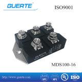 Mds in drie stadia 100A 1600V van de Module van de Diode met ISO9001