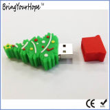 Unidade Flash USB de presentes de Natal (XH-USB-038)