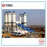 Beste het Groeperen van de Transportband van de Riem van het Merk 90m3/H Concrete Concrete het Mengen zich van de Installatie Installatie