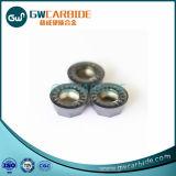 Inserciones de carburo de acero, hierro fundido, acero inoxidable