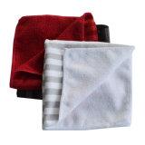 Conjunto de bambú modificado para requisitos particulares del bebé de la toalla de Microfiber