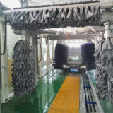 Máquina de lavado de coches con el tipo de pincel lavado automático de automóviles