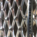 Malla de Metal Expandido de aluminio con forma de rombo