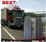 Timax LKW-Schlussteil-Gummireifen-preiswerter Preis-luftloser Schlussteil-Gummireifen 11-22.5 für Verkauf