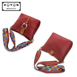 Top-Quality классических кожаных 2 в 1 дамской сумочке (A-50#)