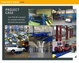 Hochgeschwindigkeits 2800kg Mittler-Steigen Schere-Auto-Hebevorrichtungen (EM06)