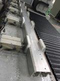 철도 알루미늄 단면도 CNC 기계로 가공 센터