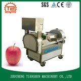 Cortadora de la fruta del cortador del llantén para la máquina de la transformación de los alimentos