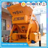 Горячий продавая Jzm500 электрический портативный конкретный смеситель, передвижной бетон