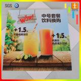 Impression polychrome de panneau de mousse de la meilleure qualité pour la publicité