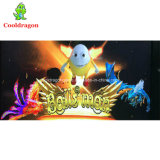 De muntstuk In werking gestelde het Gokken van de Lijst van het Spel van de Vissen van de Arcade Machine van het Spel van de Visserij van de Mens van Ballen