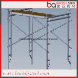 Matériau de construction d'échafaudage