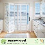 La fenêtre Accueil de haute qualité décorateurs de l'intérieur de l'obturateur obturateur de plantation en bois