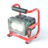 indicatore luminoso dell'automobile di 10W LED con la funzione staccabile della Banca di alimentazione di emergenza del pacchetto della batteria