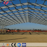 SGSのプロジェクトの鉄骨構造の研修会の倉庫は改良した