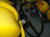350L-500ldiesel Concrete Mixer van de Hoge Capaciteit van het Type van motor de Zware