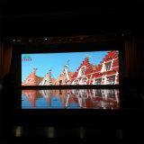 P3 de alta definição de ecrã LED HD interior da parede de vídeo para a fase de aluguer
