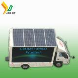 태양 이동할 수 있는 광고 차량 발광 다이오드 표시