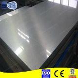 Una lámina de aluminio 6061 T6 del molde