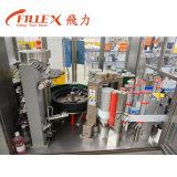 OPP om Machine van de Etikettering van de Lijm van de Smelting van de Fles de Hete