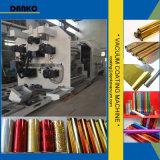 Горячая производственная линия покрытия вакуума штемпелюя фольги R2r
