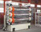 신기술 필름 박판으로 만들기를 위한 엄밀한 PVC 장 압출기 기계 선