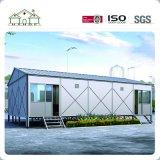 저가 피난민 수용소를 위한 큰 프로젝트 빛 강철 프레임 조립식 집