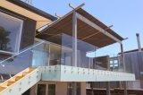 Закаленное стекло Semi-Frameless лестницы поручни/стекла Balustrade