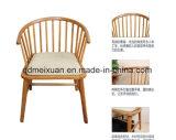 Silla Windsor de madera maciza (M-X2621)