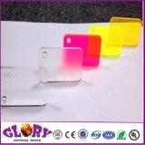 O plexiglás plástico Anti-UV PMMA moldou a folha acrílica
