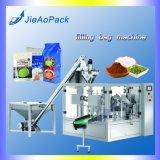 Saco de tipo rotativo da estação de alimentação da máquina de embalagem de pó de Chá Verde