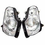 Fhlhd019CL LED de luz da motocicleta Angel Olhos Farol para Gl1800 01-06