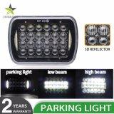 Commerce de gros Élevée Faible Sealed Beam 48W 5X7 4X6 Projecteur à LED pour les camions Jeep Cherokee xj