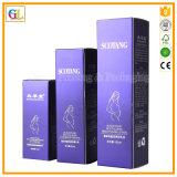 習慣UV/Stampingの優雅で装飾的な包装ボックス