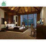 大統領組の居間のハイエンド木製のロマンチックな寝室の家具
