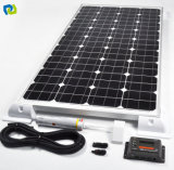 Comitato monocristallino a energia solare impermeabile di uso domestico