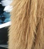 Imitare il filato per maglieria operato dei capelli del visone per il maglione