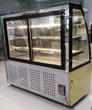 Hete Verkoop Koelkasten van de Vertoning van de Cake van 3 Lagen de Commerciële