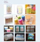 Tampone di cotone medico di alta qualità che fa macchina con essiccamento ed imballaggio