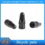 Protezioni di valvola di Presta della gomma della bici della lega di alluminio della bicicletta
