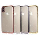 Electroplate TPU para iPhone x