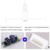 E27 7W LED 프레임 효력 화재 전구 클럽을%s 경경 에뮬레이션 장식적인 램프 포도 수확 프레임 전구