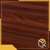 Papel impregnado da grão do bordo da benevolência melamina decorativa de madeira para a mobília do fabricante chinês