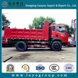 Sinotruk Cdw caminhão de descarga de 16 toneladas mini para a venda