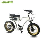 Nuevo modelo de diseño de la grasa de alta velocidad E-Bike 48V 750W Ebike eléctrico con 48V 14,5ah batería