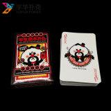 Tarjetas que juegan del póker mágico de encargo barato para los adultos de los cabritos de los magos