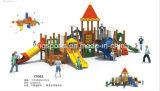Apparatuur van het Vermaak van het Park van het Stuk speelgoed van de Spelen van kinderen de Grappige