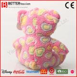 Orso molle su ordinazione dell'orsacchiotto del giocattolo della peluche dell'animale farcito per i capretti/bambini